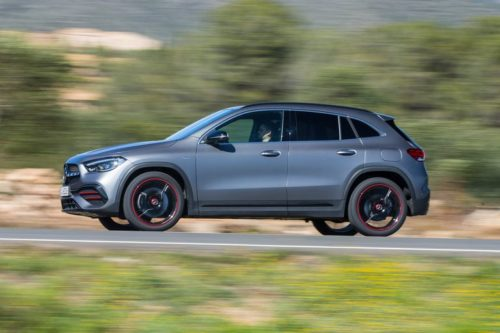 2021 Mercedes-Benz GLA250 4Matic Shows Real Growth