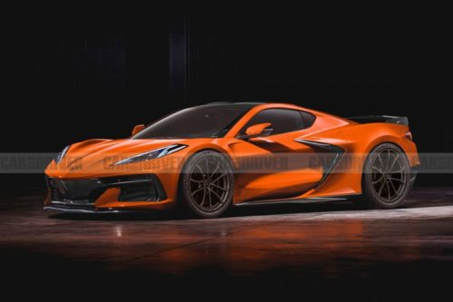 C8 Chevy Corvette Z06 Will Have 600-Plus HP and a Ferrari-Like Shriek