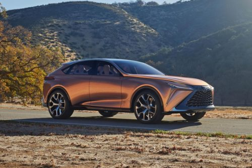 2022 Lexus LQ Will be the New Flagship Lexus SUV
