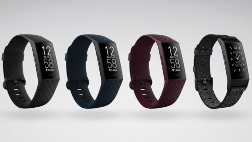 Fitbit Charge 4 lands with GPS and a killer new sports metric – release date 15 April