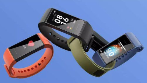 After a cheap fitness tracker? The Xiaomi Mi Band 4C may be the Redmi Band in disguise