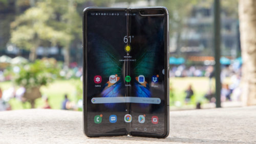 Samsung Galaxy Fold 2 could take the best bits of the S20 and Note 10