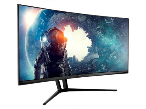 Monoprice 38035 review: An affordable 35-inch curved gaming monitor