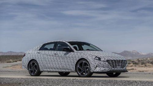Hyundai teases Elantra N Line in new video