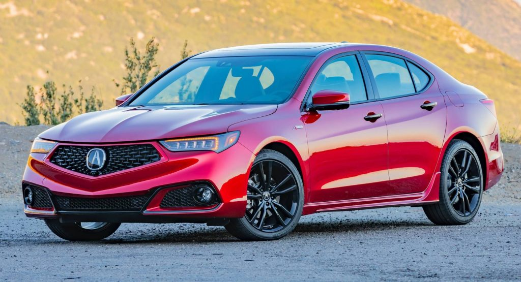 2020 Acura TLX PMC Edition review