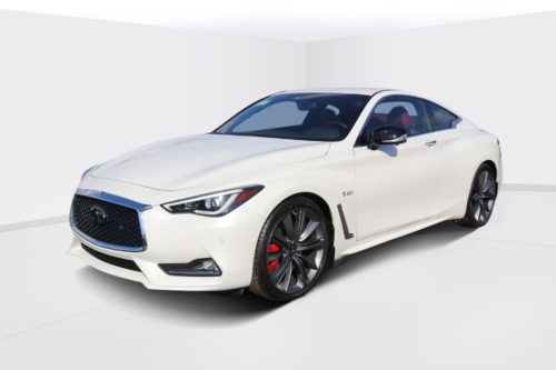 2020 Infiniti Q60 Red Sport 400 review