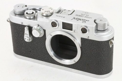 Leotax TV 2: The Leica Copy You Probably Haven't Heard Of