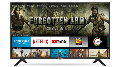 ONIDA 43 INCHES FULL HD SMART IPS LED TV(FIRE TV EDITION) REVIEW