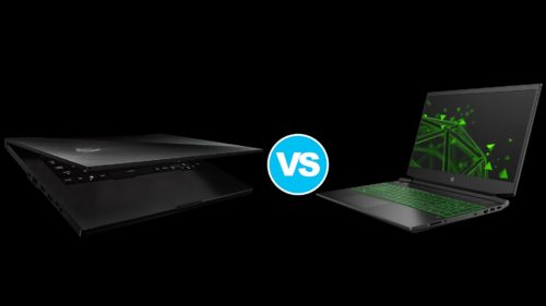 [In-depth Comparison] ASUS ROG Zephyrus GA502 vs HP Pavilion Gaming 15 (15-ec0000) – the HP laptop is one of the best Zen+ machines that we have tested so far