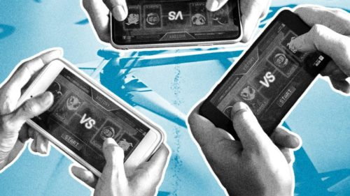Are Mobile Gamers Real Gamers?