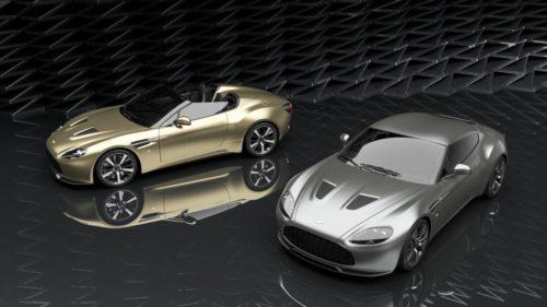 Aston Martin Vantage V12 Zagato Heritage Twins by R-Reforged starts at $2M