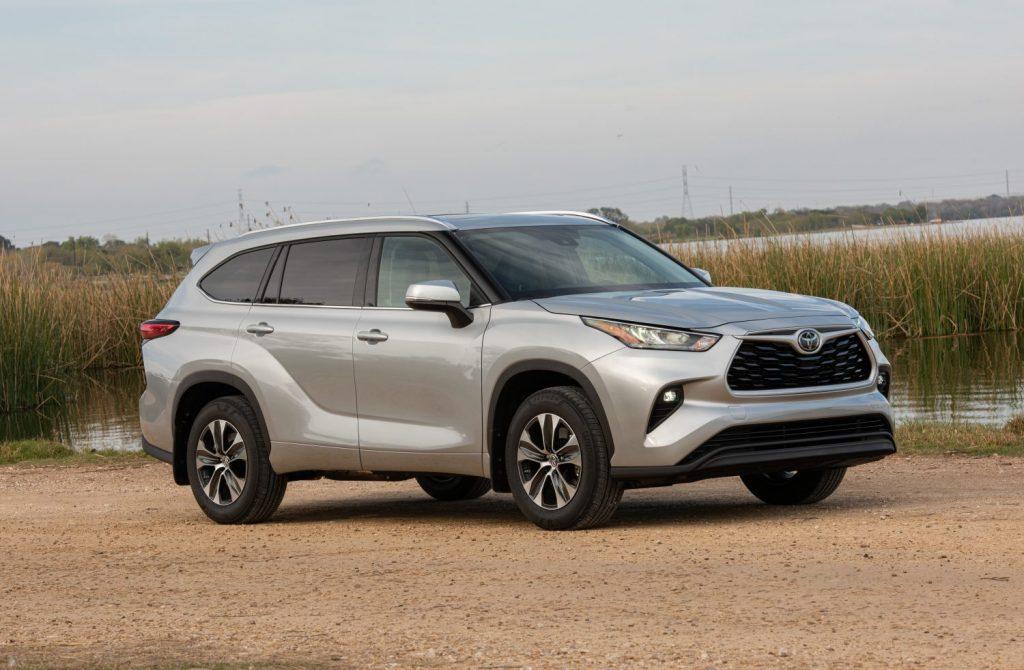2020 Toyota Highlander review