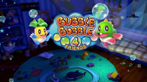 Bubble Bobble 4 Friends review: A short couch co-op trip down memory lane…