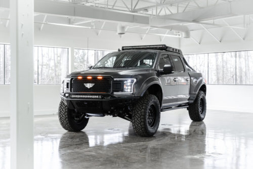 Mil-Spec Ford F-150 has style and power