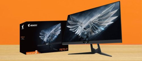 Gigabyte Aorus FI27Q Gaming Monitor Review: 27-Inch 1440p Done Right