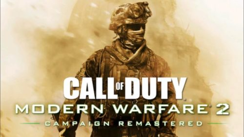 Call of Duty: Modern Warfare 2 Remastered launches on PS4 only, no Xbox One for now