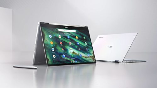 ASUS Chromebook Flip C436 puts Chrome OS in a sleek 14″ 2-in-1