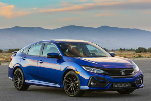 2020 Honda Civic Si review