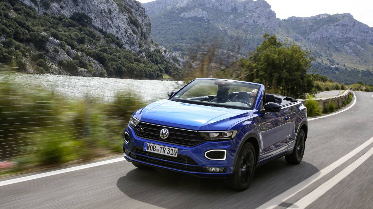 Volkswagen T-Roc Cabriolet arrives in Europe as VW's first convertible crossover