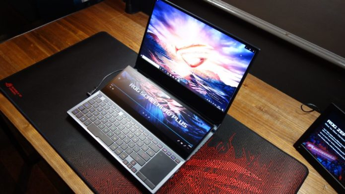 Hands on: Asus ROG Zephyrus Duo 15 Review