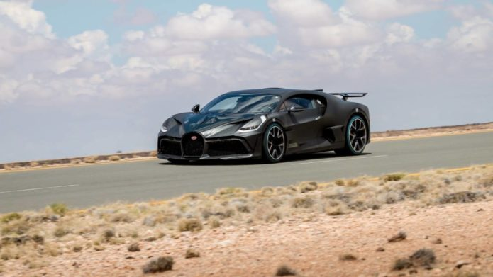 The $5.5m Bugatti Divo hypercar is finally ready to show what it can do
