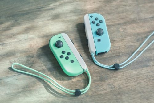 Nintendo Switch 2 to have two displays? Firmware may provide hint