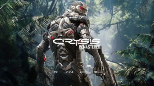 Crysis Remastered is heading for the PS4, Xbox One and Nintendo Switch