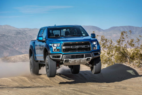 The Next Ford F-150 Raptor Could Be a Hybrid, But Odds Are Good You Won't Mind