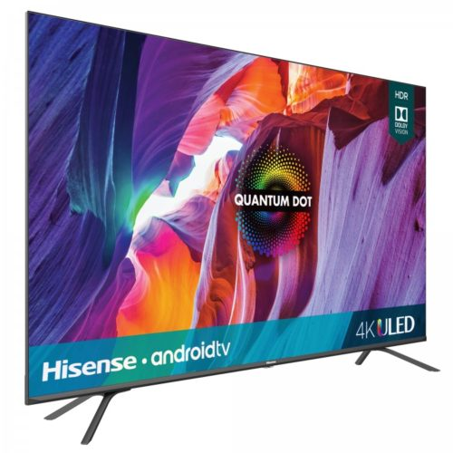 Hisense H8G Quantum Series (65H8G) review