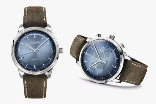 These German Watches Recall the Best of 1960s Design