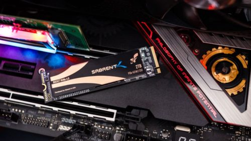Sabrent Rocket NVMe 4.0 M.2 SSD Review