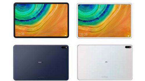 Huawei MatePad Pro Leaked: Kirin 810 Processor, 7250mAh Battery