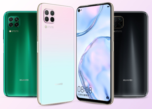 Huawei nova 7, nova 7 SE, and nova 7 Pro rumored to get official on April 23