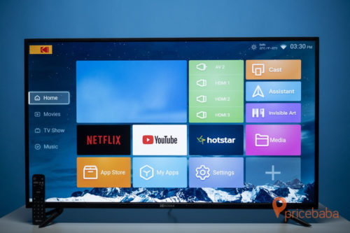 Kodak 43UHDX Smart TV review: is it worth the affordable price tag?