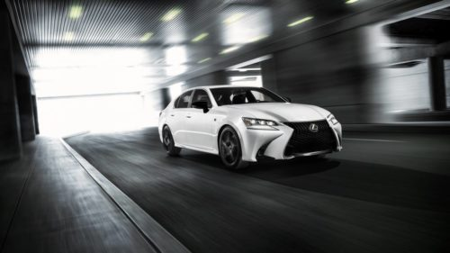 2020 Lexus GS bids farewell with Black Line Edition
