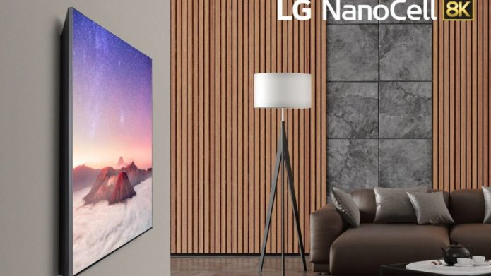 LG 2020 NanoCell lineup brings 8K and 4K LCD TV to the US