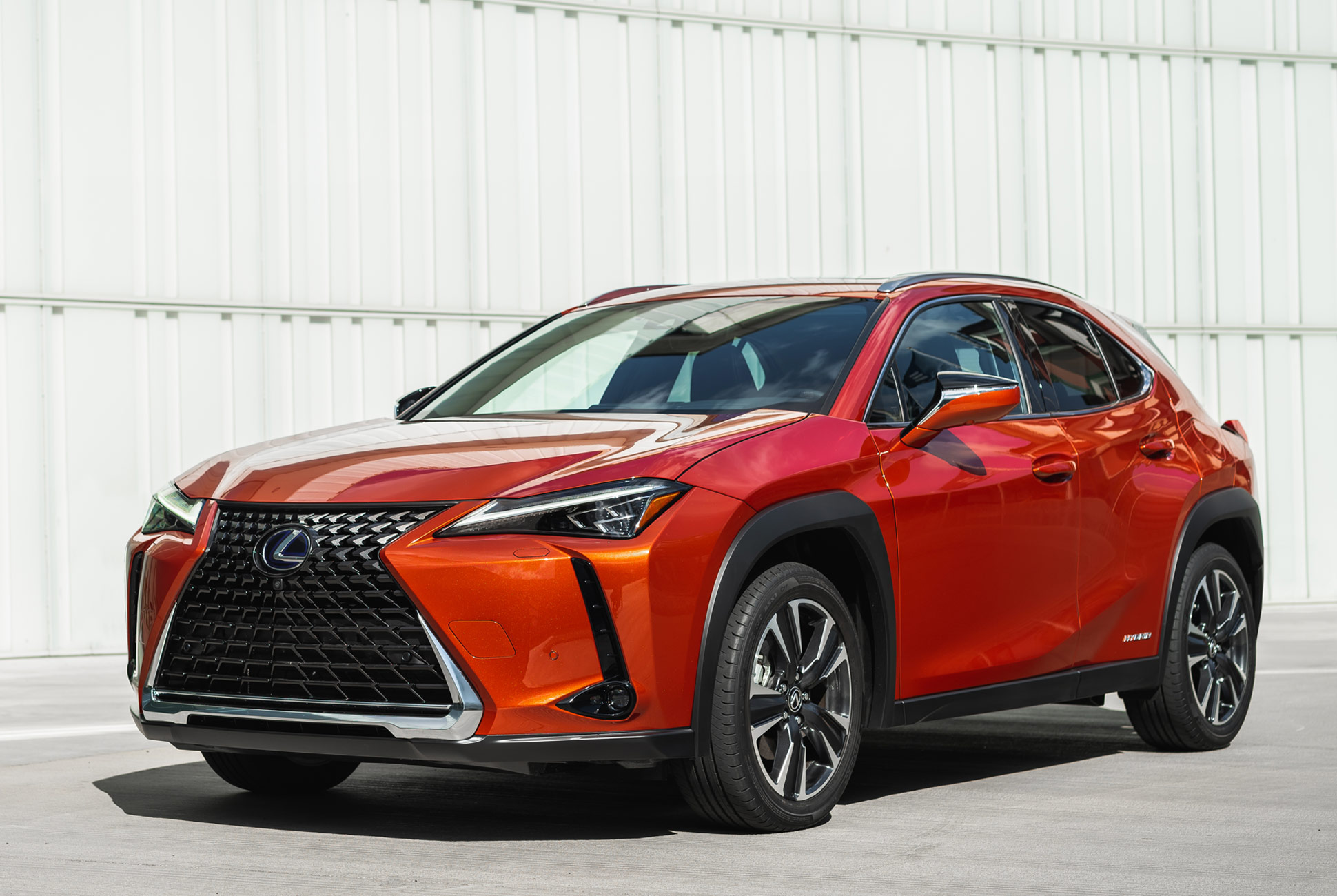 The Lexus UX 250h Is a Solid Luxury Hatchback for Anyone Without Kids