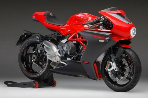 """MV Agusta Prepares Production Resumption: """"A New Safety Culture"""""""