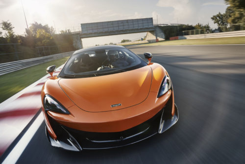 McLaren's Next Sports Car Could Be Its First With a Bold New Powertrain