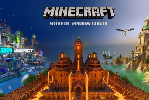 Minecraft RTX vs Minecraft: come see how much ray tracing really matters