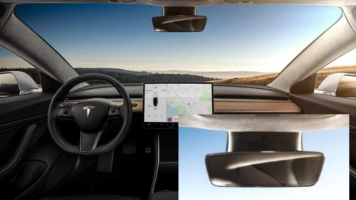 Tesla Model 3 in-cabin camera is for robotaxis but there could be more