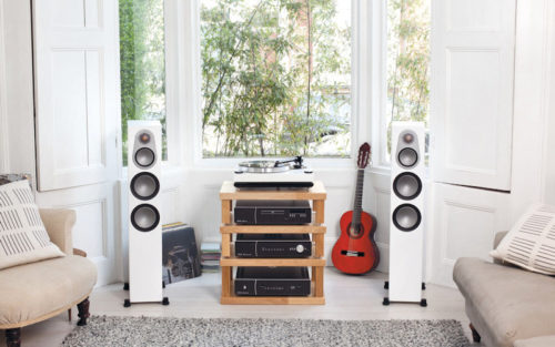 Monitor Audio Silver 300 Speaker System Review