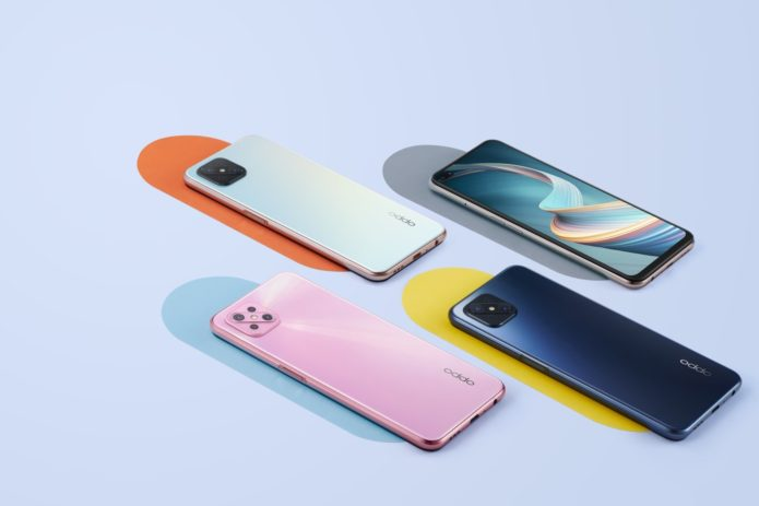The OPPO A92s is the First Phone with a Dimensity 800 Processor