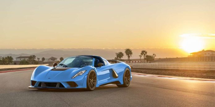 Hennessey Venom F5 will officially debut this summer