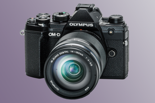 Bored during lockdown? Olympus is offering free photography lessons