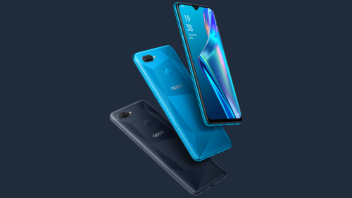 OPPO A12 now official