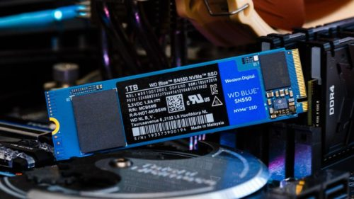 WD Blue SN550 M.2 NVMe SSD Review: Best DRAMless SSD Yet