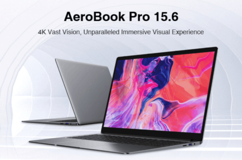 Chuwi AeroBook Pro 15.6 Comes With Great Gaming Experience