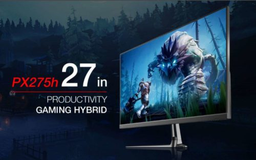 Pixio PX275H Review – Affordable 95Hz QHD Hybrid Gaming Monitor