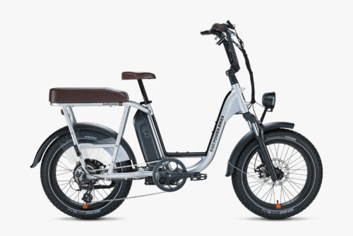 This New E-Bike Is Insanely Affordable and Practical